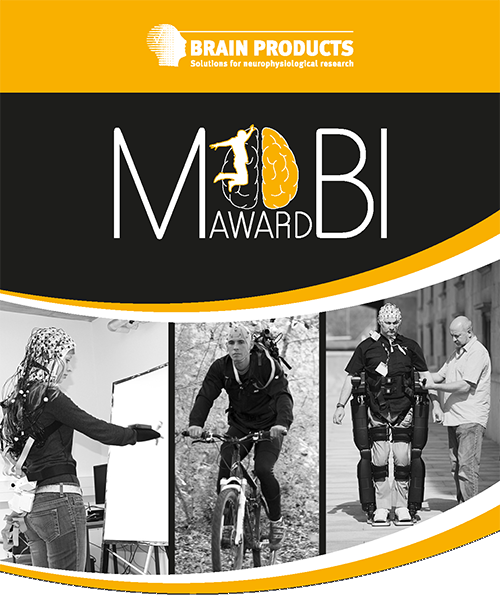 Brain Products MoBI Award