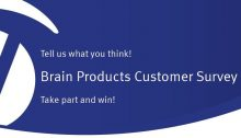 Brain Products Customer Survey 2020/21